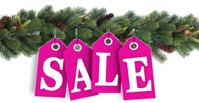 After Christmas S A L E bei casa rosa Onlineshop - Weihnachtsausverkauf!