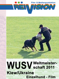 WUSV-Worldchampionship 2011 - Kiew/Ukraine - Single Dog
