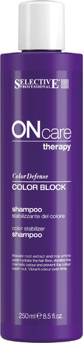 Selective Professional On Care Color Block Shampoo