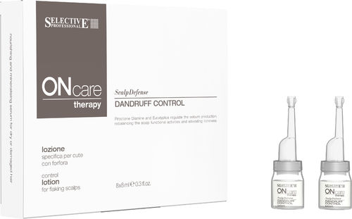 Selective Professional On Care Dandruff Control Lotion