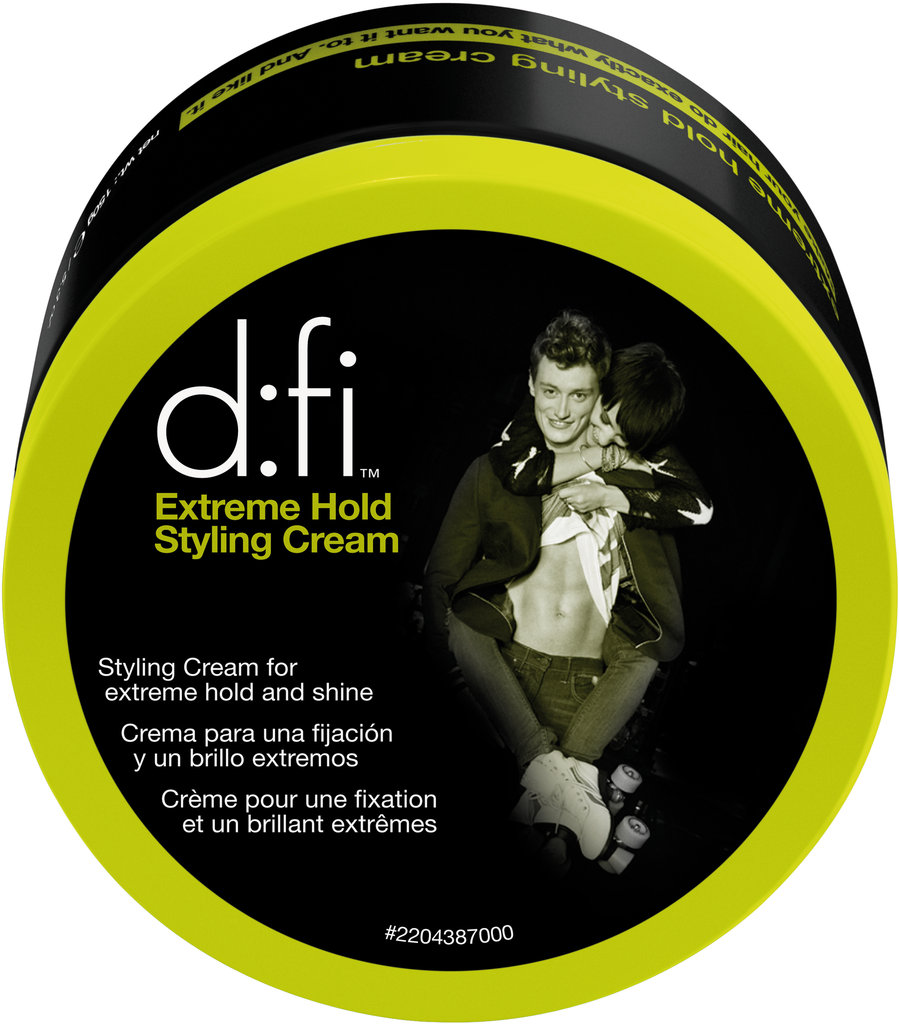 Revlon d:fi | Extreme Hold Styling Cream | 75g