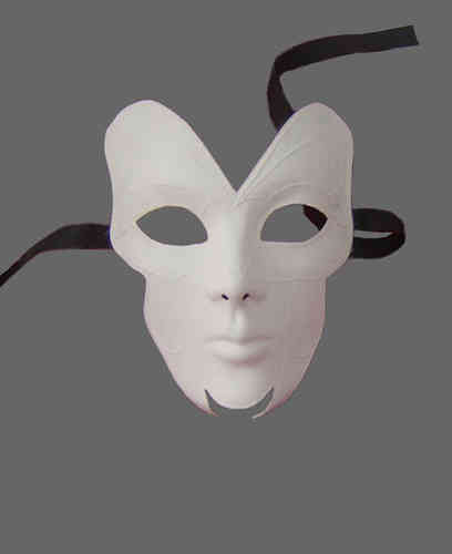 Volto Mari P phantasy mask (Type B with lines)