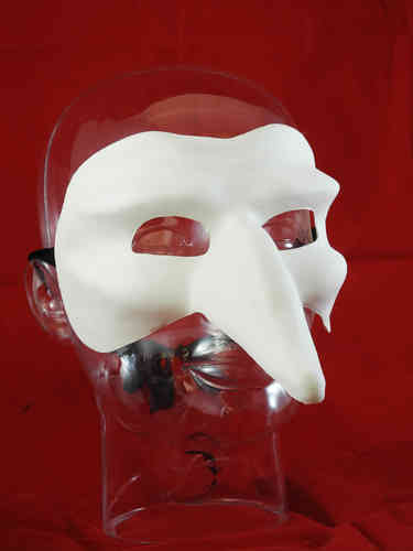 "Venetian ""Capitano"" raw mask"