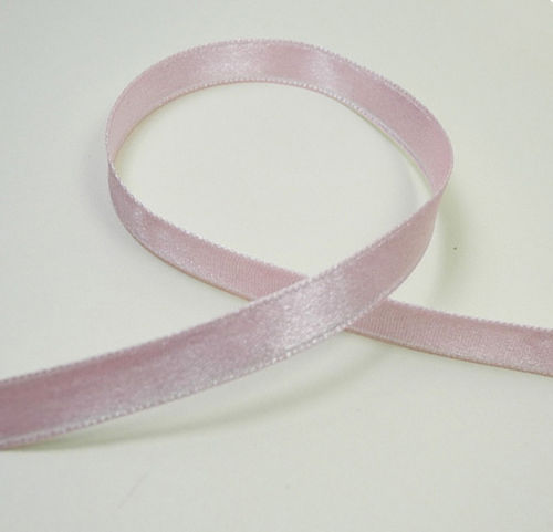 Satin tape 10 mm rose