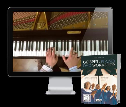 Gospelpiano Workshop (DVD)