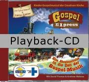 Gospelexpress Playback (CD)