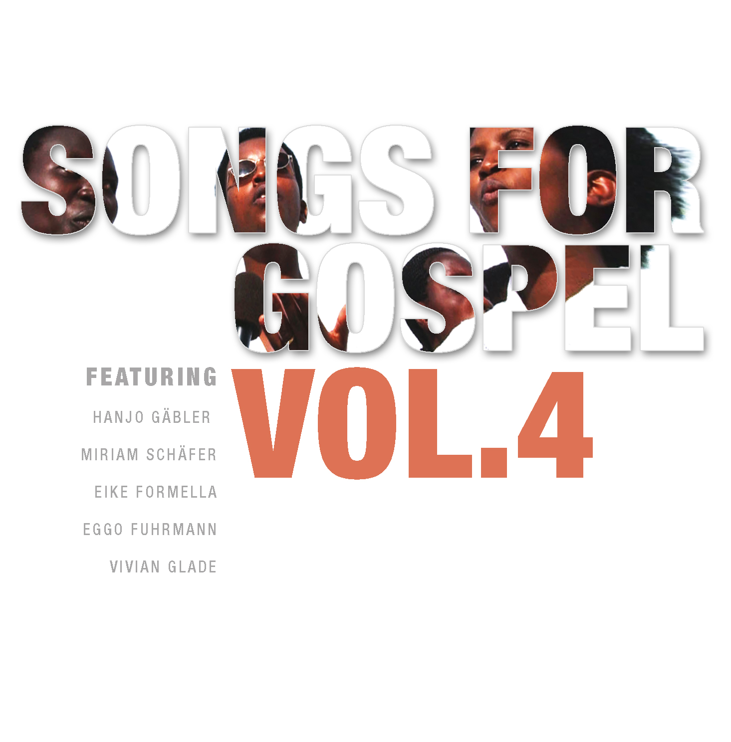 Songs for Gospel vol.4 - CD