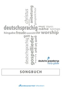 Deutsche Gospelsongs - Songbook