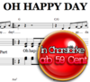 Oh happy day - Chornoten zum Download