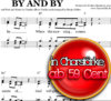 By and by Sheet music with chords