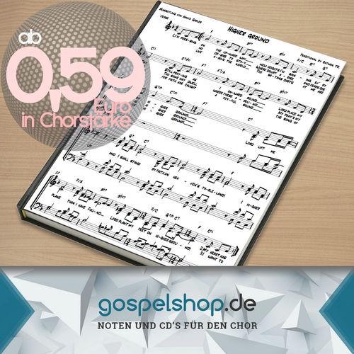 Higher Ground - Chornoten zum Download