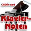 The Lord is my light - Klaviernoten zum Download