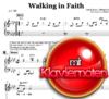 Walking in faith - Klaviernoten zum Download