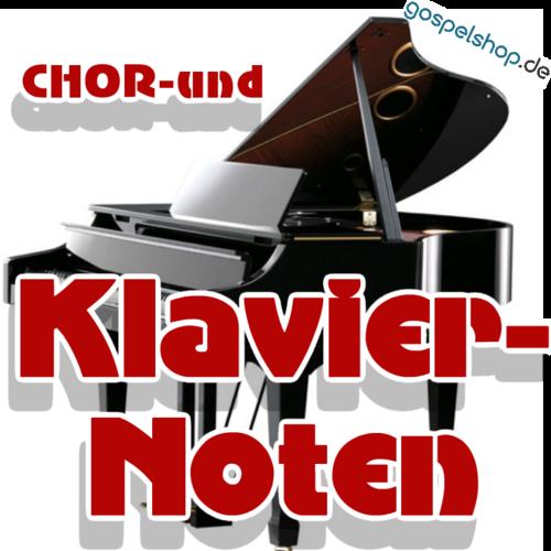 Thank you Lord Jesus - Klaviernoten zum Download