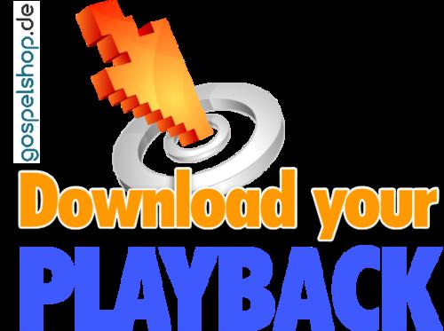 Gib ihm alles hin - Playback zum Download