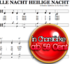 Stille Nacht - Chornoten zum Download