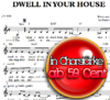 Dwell in your house - Hanjo Gäbler - Chornoten Download
