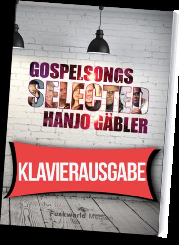 Gospelsongs Selected - Klavierausgabe zum Download