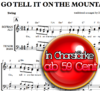 Go tell it on the mountain - Chornoten zum Download