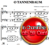 O Tannenbaum - Chornoten zum Download