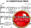 O Christmas Tree - Chornoten zum Download