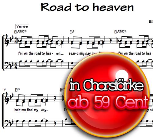 Road to heaven von Eike Formella, sheet music