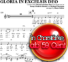 Gloria in excelsis deo - Chornoten zum Download