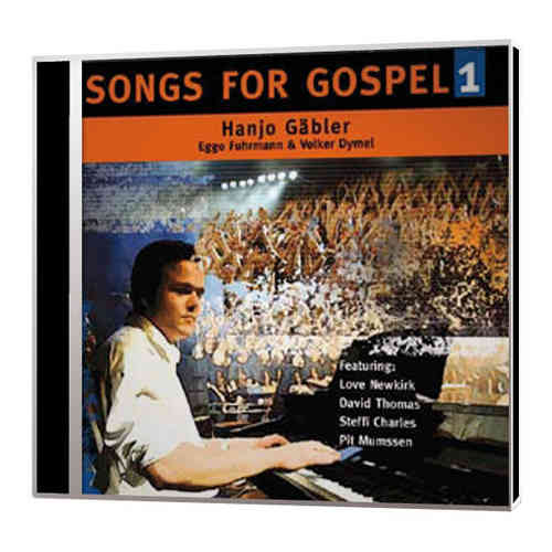 Songs for Gospel CD
