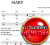 Mary - Chornoten zum Download