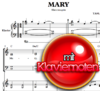 Mary - Klaviernoten zum Download