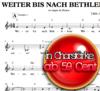 Weiter bis nach Bethlehem- Chornoten zum Download