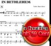 In Bethlehem - Sheet Music for Download