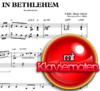 In Bethlehem - Klaviernoten zum Download