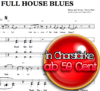 Full House Blues - Sheet Music for Download