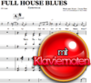 Full House Blues - Klaviernoten zum Download
