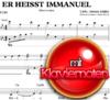 Er heisst Immanuel - Klaviernoten zum Download
