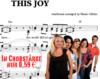 This joy I have - Gospelnoten von Hanjo Gäbler