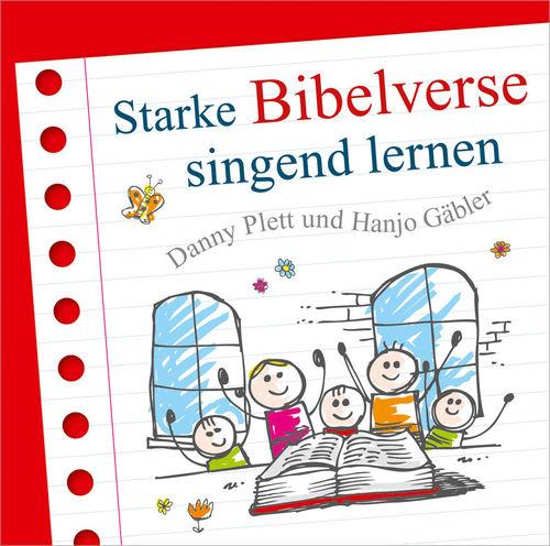 Starke Bibelverse singend lernen - Hanjo Gäbler (CD)