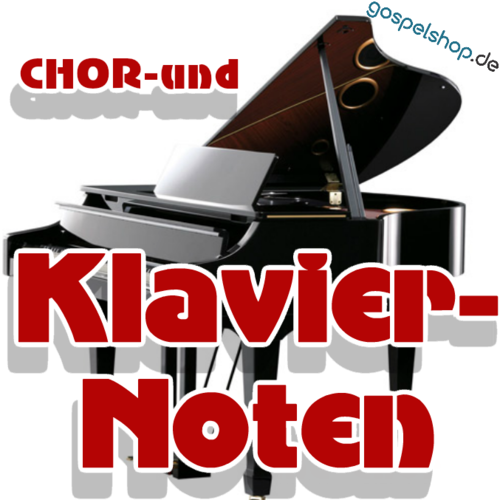 Be blessed - Hanjo Gäbler Klaviernoten zum Download