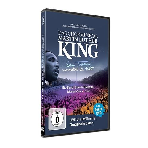 Martin Luther King - DVD