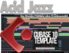 Acid Jazz Template für Cubase 10 von Hanjo Gäbler
