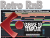 Retro RnB Template für Cubase 10 von Hanjo Gäbler