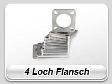 4 Loch Flansche