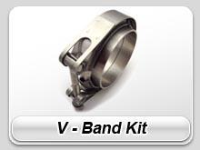 V-Band Schellen Kit