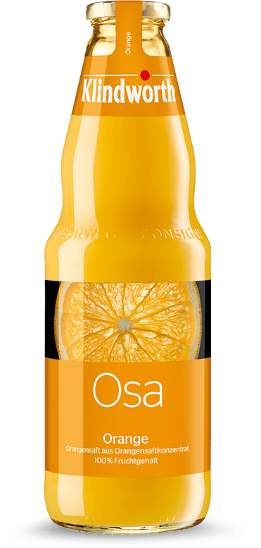 Klindworth Orangensaft 1l