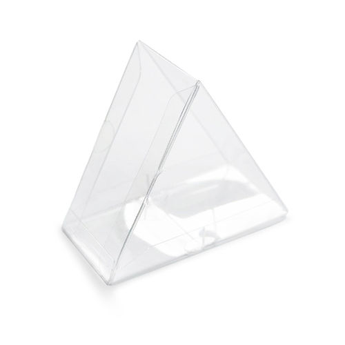 Clear Triangle Box