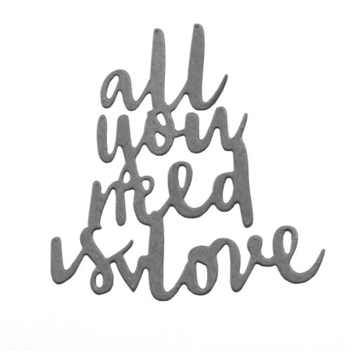 Die 'All you need'