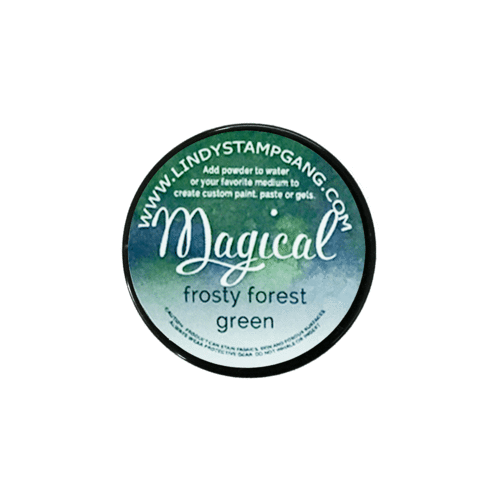Magical Powder 'Frosty Forest Green'