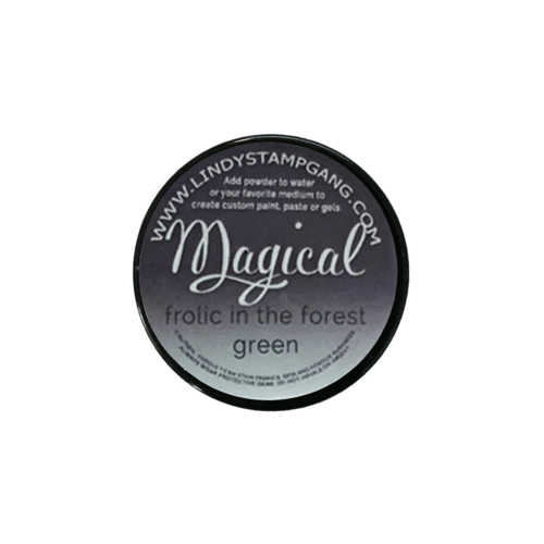 Magical Powder 'Frolic in the forest green'