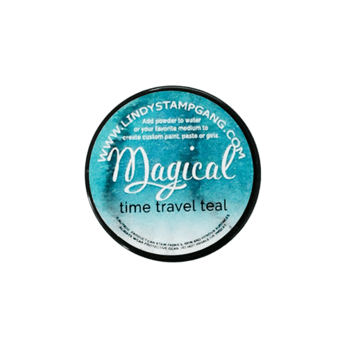 Magical Powder 'Time travel teal'